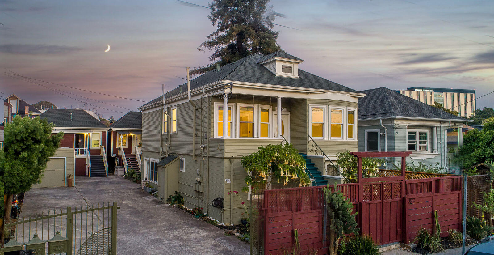 3872 Shafter Avenue Temescal